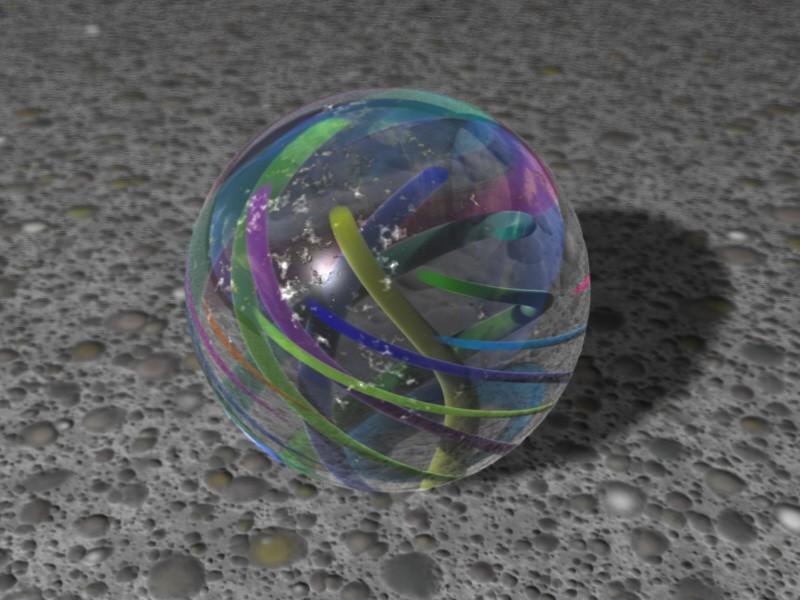 Super Ball (volumetric test)