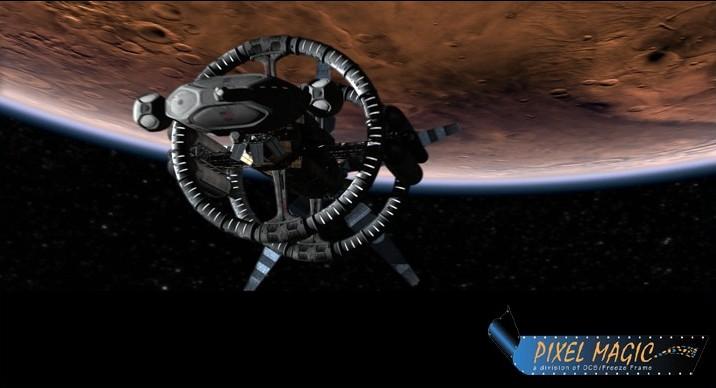Seul sur Mars RedPlanet1